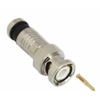 BNC Compressie connector  voor RG59