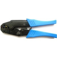 Professionele AMP connector Krimptang met ratel ( kabelschoen krimptang )
